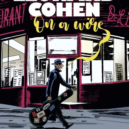 Leonard Cohen: On a wire
