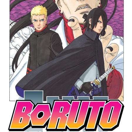 Boruto: Naruto next generations 10