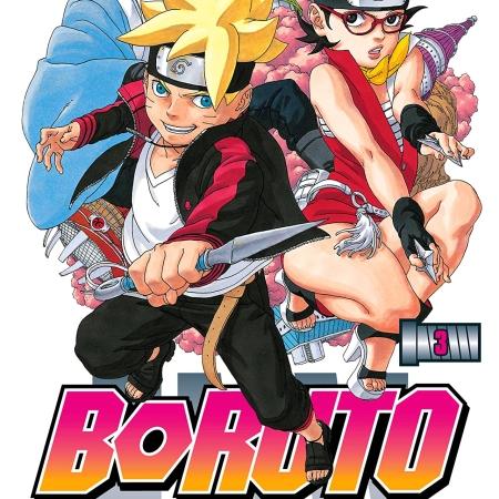 Boruto: Naruto next generations 3