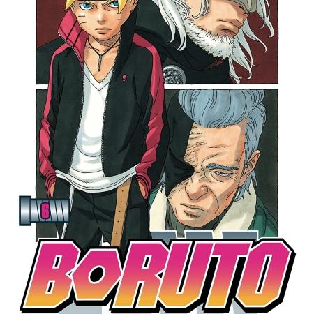 Boruto: Naruto next generations 6