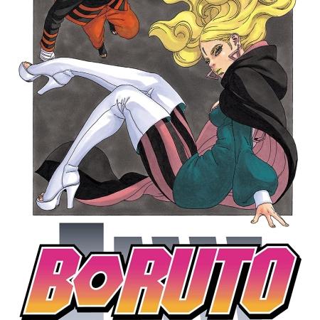 Boruto: Naruto next generations 8