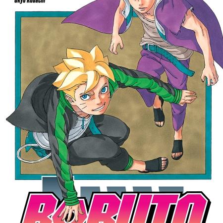 Boruto: Naruto next generations 9
