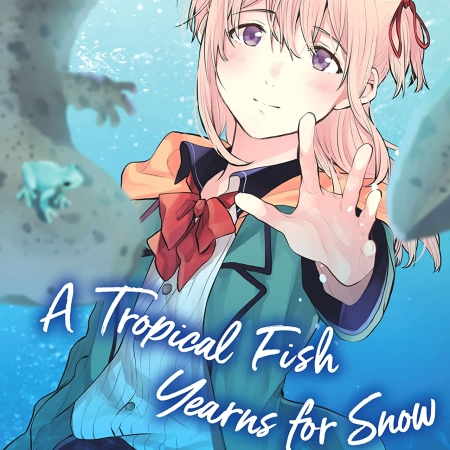 Tropical fish yearns for snow 7