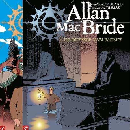 Allan Mac Bride promopakket 1+2