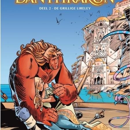 Danthrakon 2: De grillige Lireley