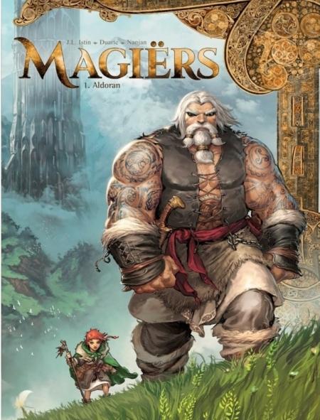 Magiërs 1: Aldoran