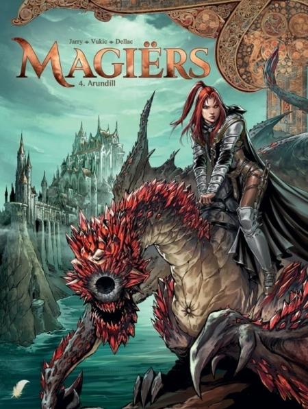 Magiërs 4: Arundill