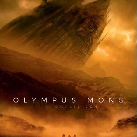 Olympus Mons 1: Anomalie één