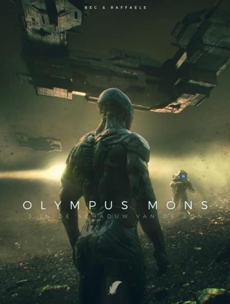 Olympus Mons 5: In de schaduw van de zon