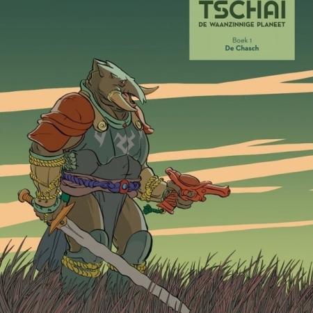 Tschaï – De waanzinnige planeet Integraal: Boek 1