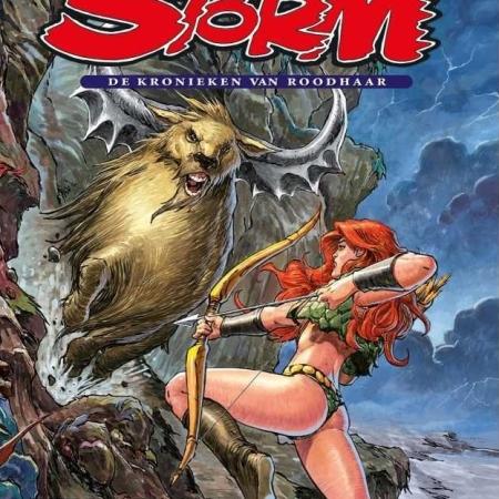 Storm - De kronieken van Roodhaar 6