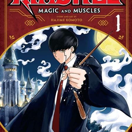 Mashle: Magic and muscles 1
