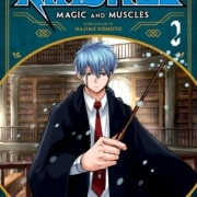 Mashle: Magic and muscles 2