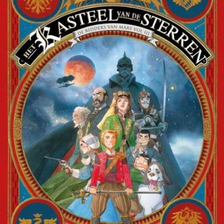 Het kasteel van de sterren: De ridders van Mars – vol 3