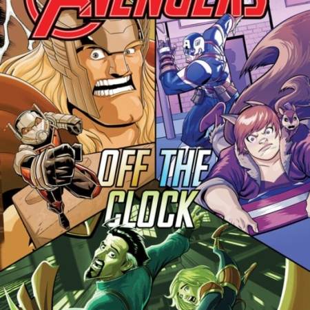 Marvel action avengers 5 : Off the clock