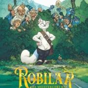 Robilar, de meesterlijke kat 1: MIAUW!