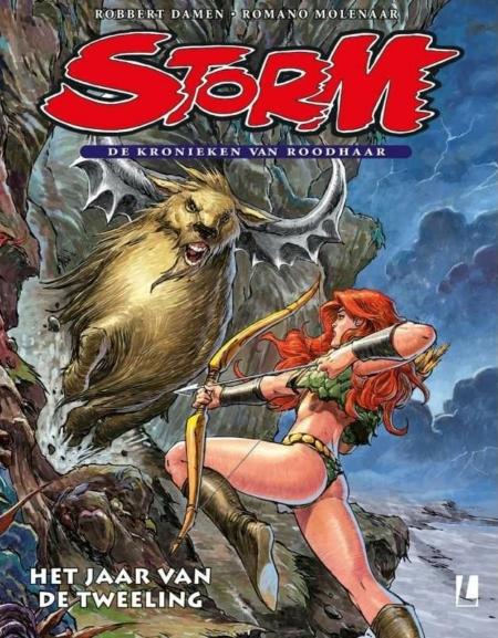 Storm – De kronieken van Roodhaar 6